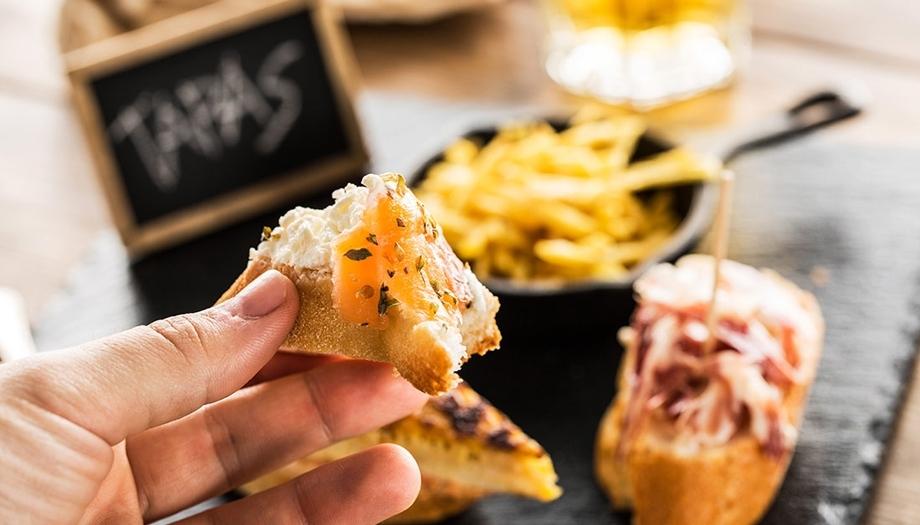 Gastrobares, tapas de autor a precios populares en Murcia