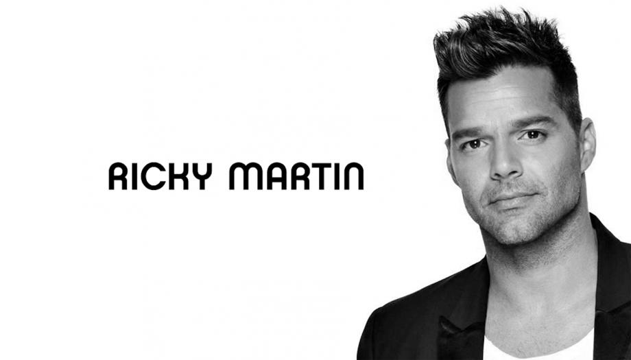 No te pierdas a Ricky Martin en concierto en Murcia